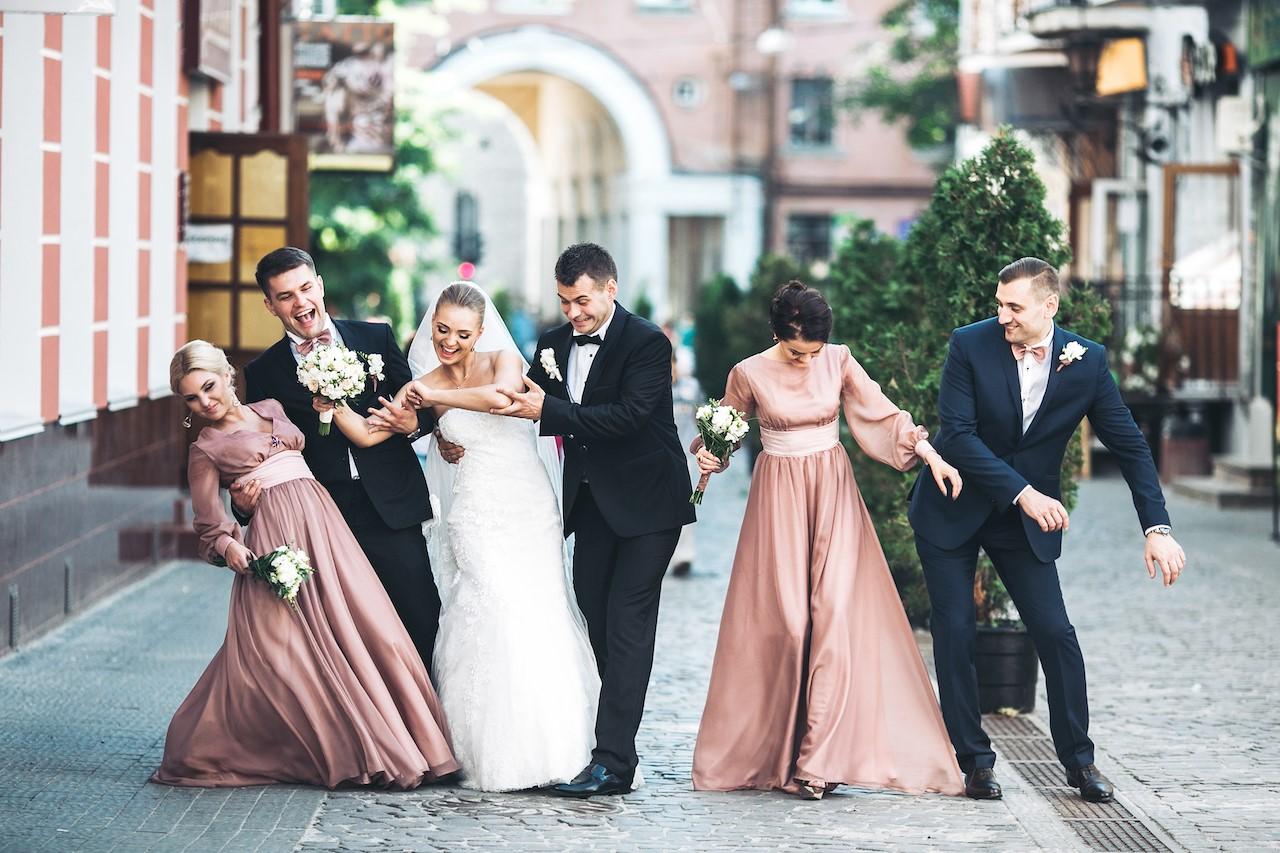 música en una boda civil